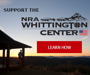 Support the NRA Whittington Center