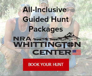 All-Inclusive Guided Hunt Packages