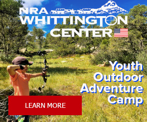 NRA Whittington Center Adventure Camp for Kids
