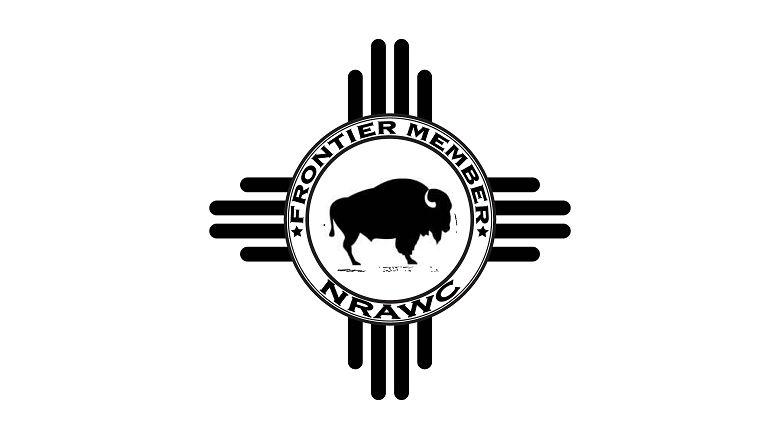 NRA Whittington Center Frontier Membership Emblem