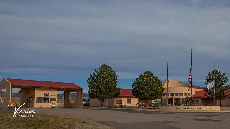 NRA Whittington Center Visitor Center