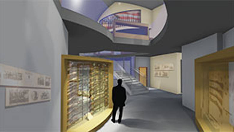 Frank Brownell Museum Of The Southwest Expansion View