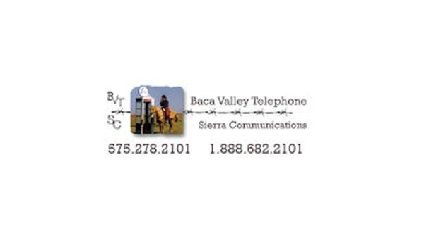 Baca Valley Telephone Color Logo