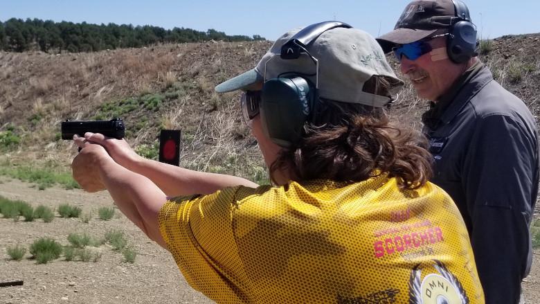 Defensive Pistol II Class from the Whittington University - Photo 5