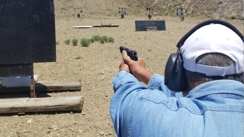 Defensive Pistol II Class from the Whittington University - Photo 6