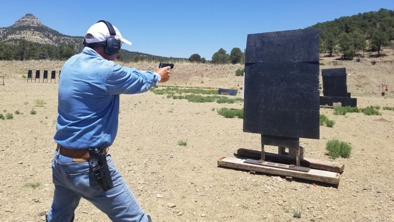 Defensive Pistol II Class from the Whittington University - Photo 8