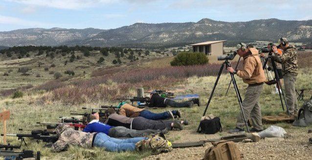 Sporting Rifle Rimfire Match