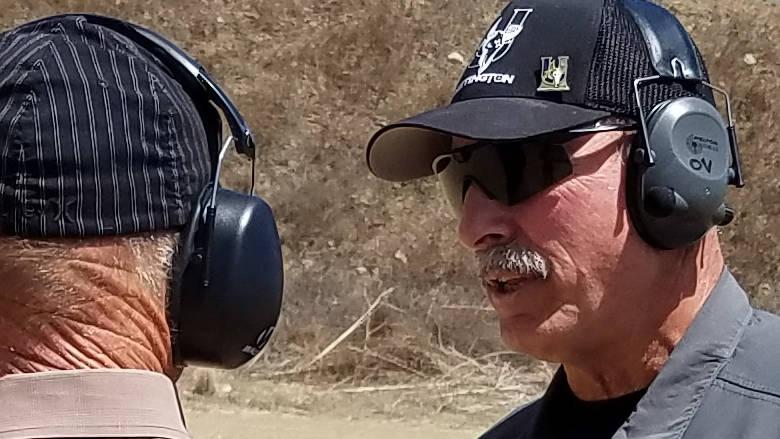 Steve Overman NRA Whittington Center Defensive Lead Instructor