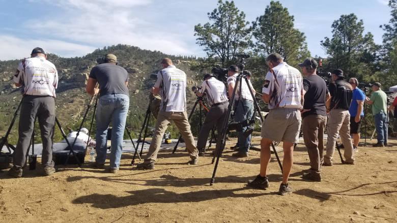 Raton Thunder Spring Canyon 3690 Yard Challenge & ELR Record Match